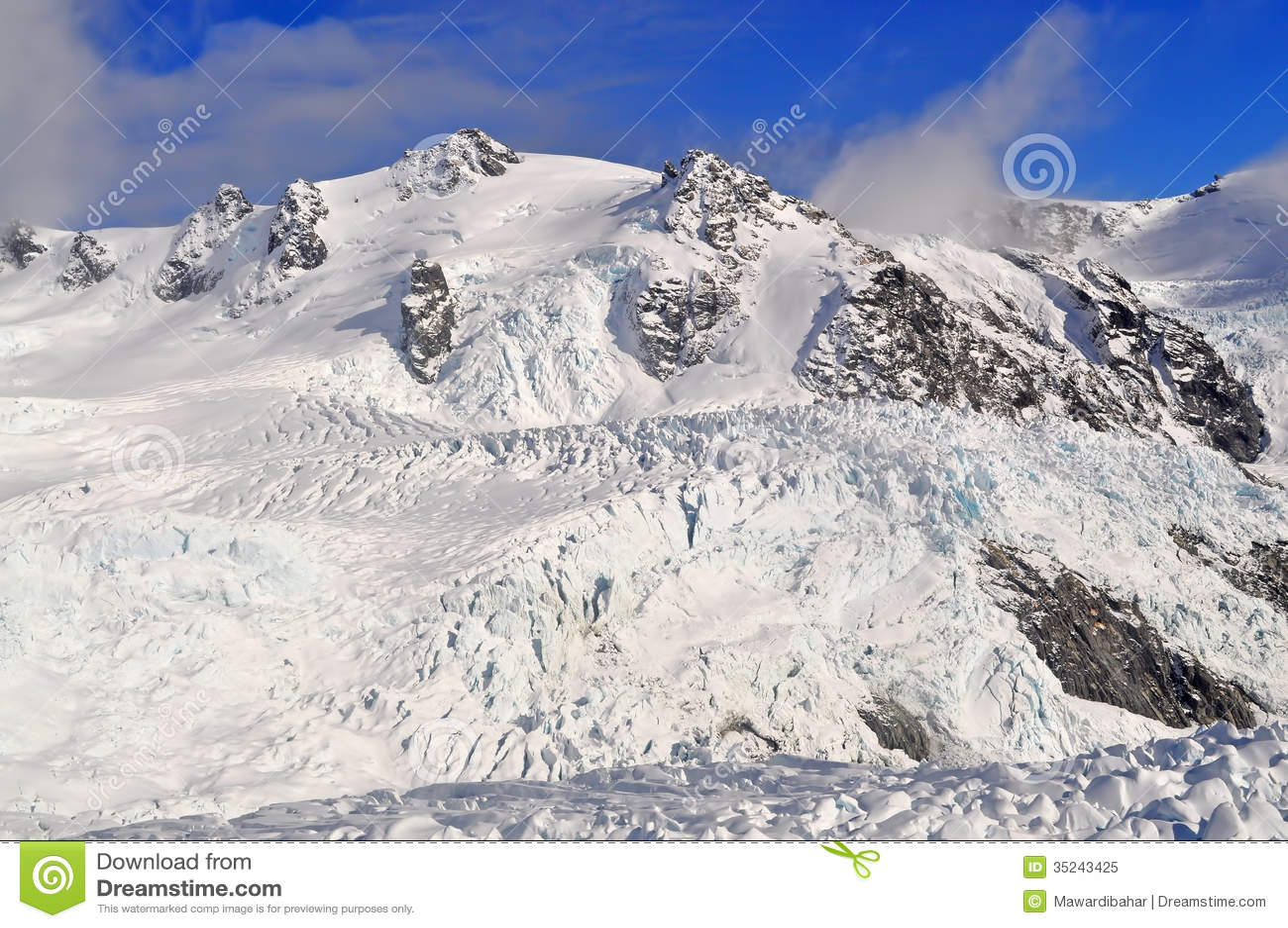 Ice Mountain Ice Mountain Video
