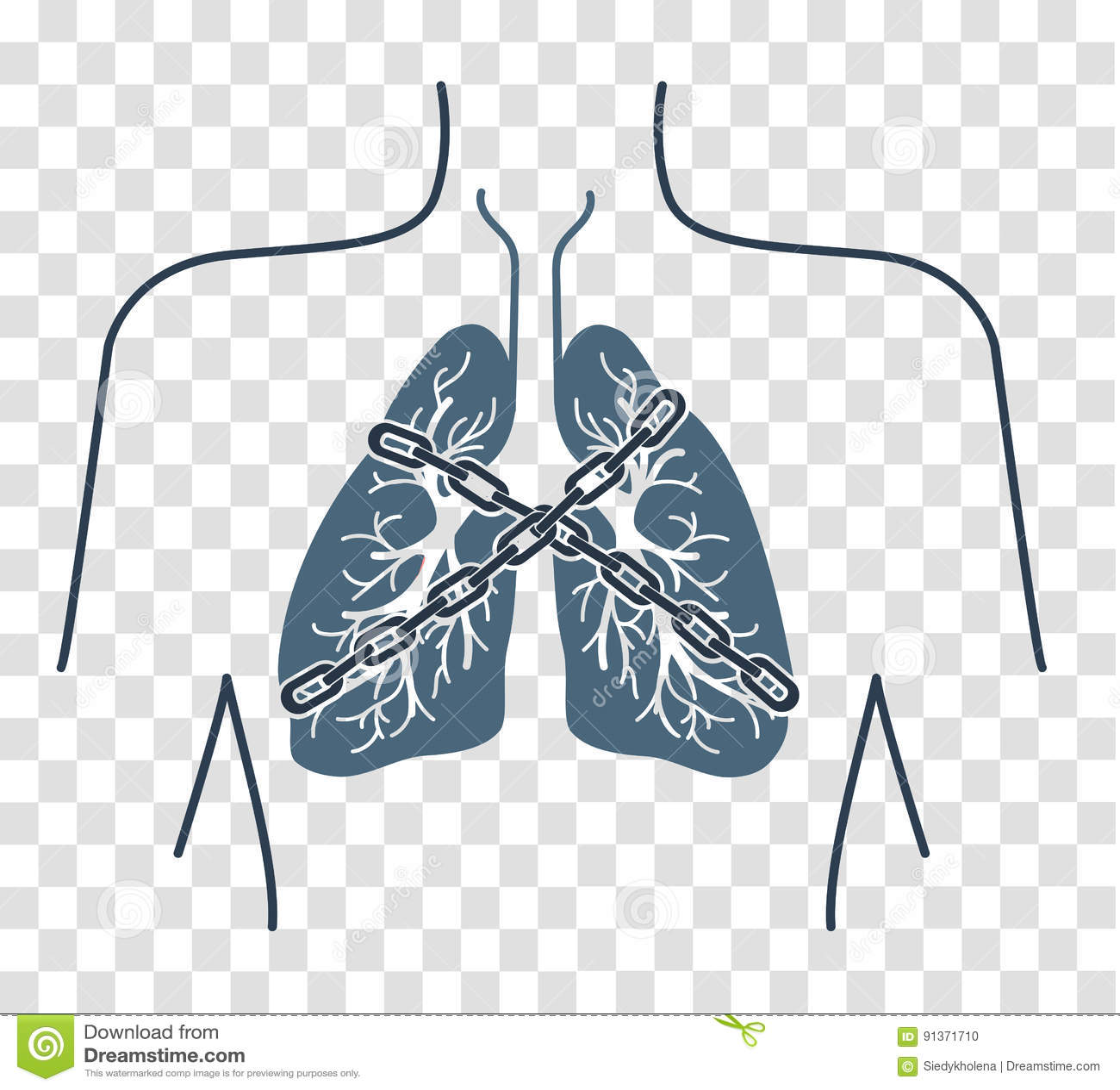 Patient And Inhaler Icon
