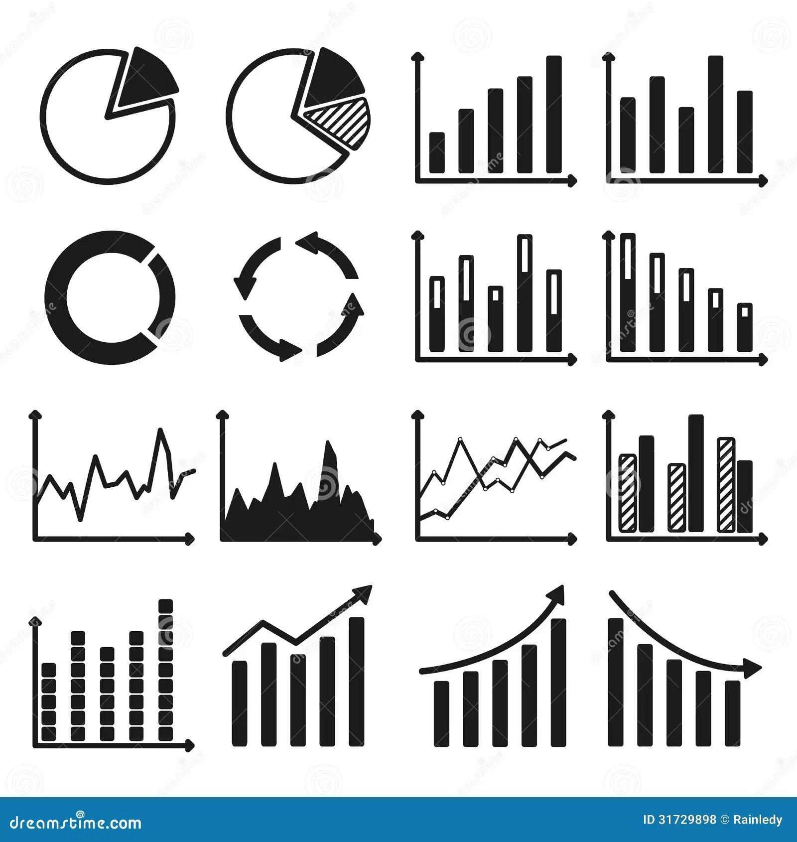 Icone Di Infographic