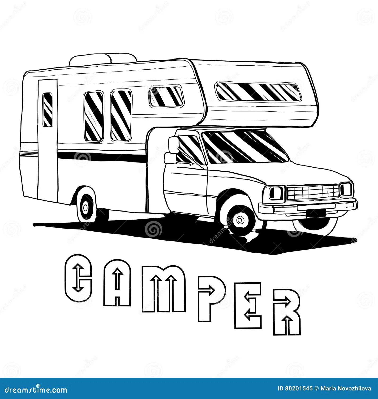High Top Truck Camper