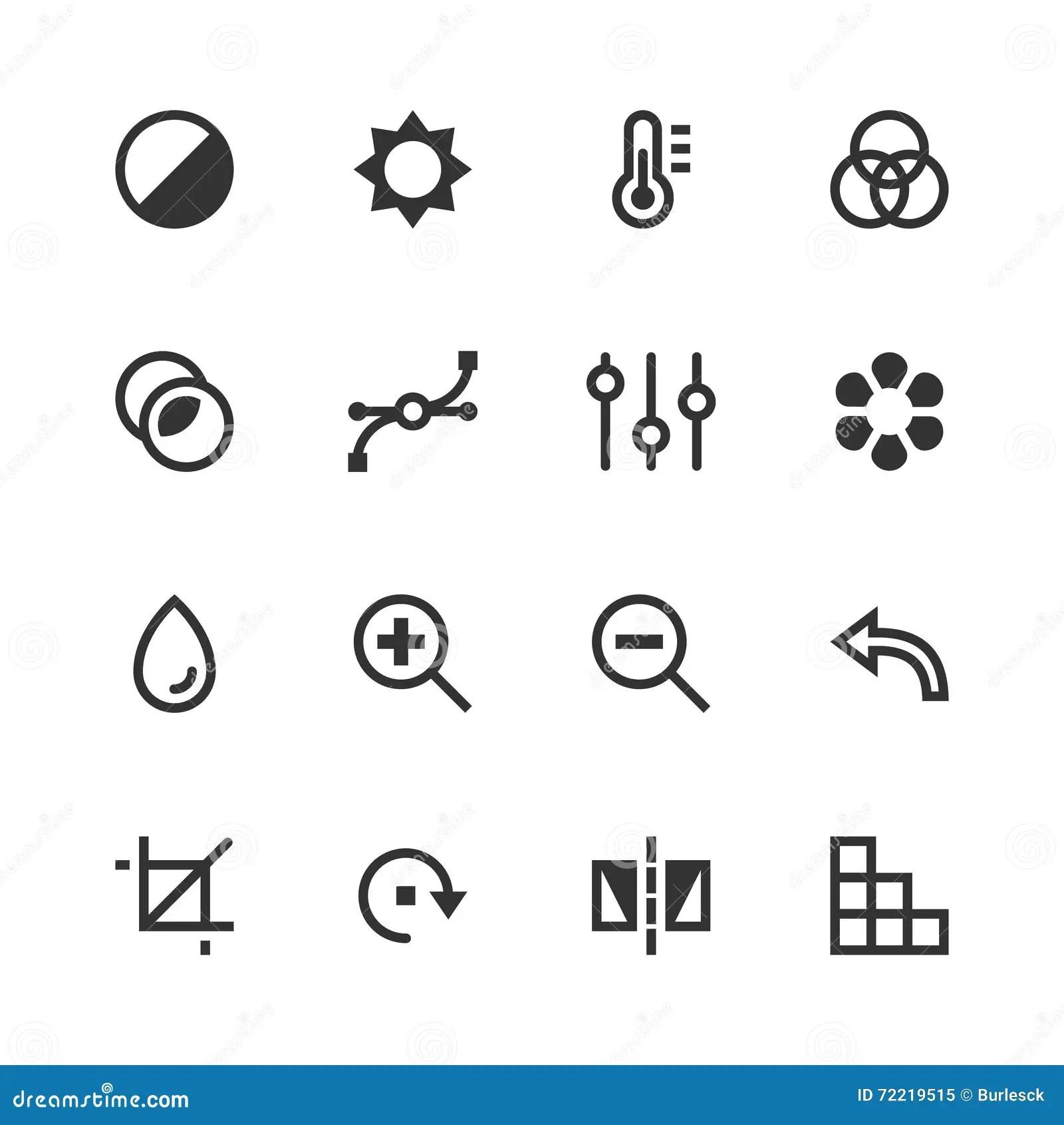 Filter Icon White