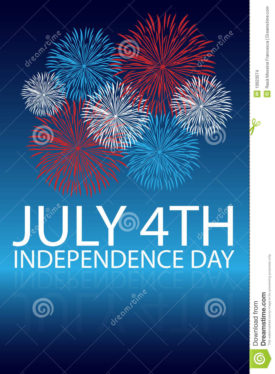 Independence Day Background Stock Images Image 19923074