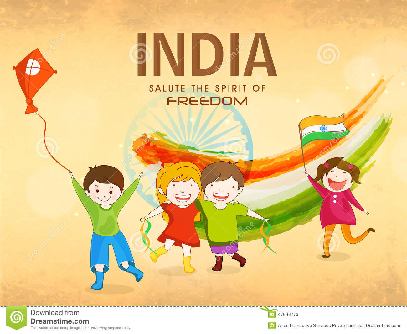 Indian Republic Day And Independence Day Celebrations