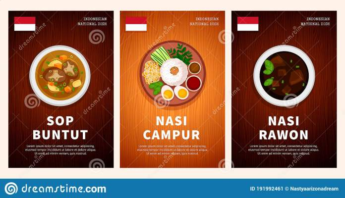 Indonesian Food Nasi Campur Stock Illustrations 15 Indonesian Food Nasi Campur Stock Illustrations Vectors Clipart Dreamstime