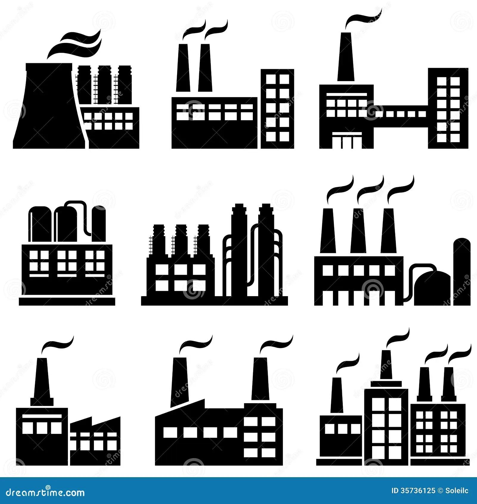 Power Plant Graphic