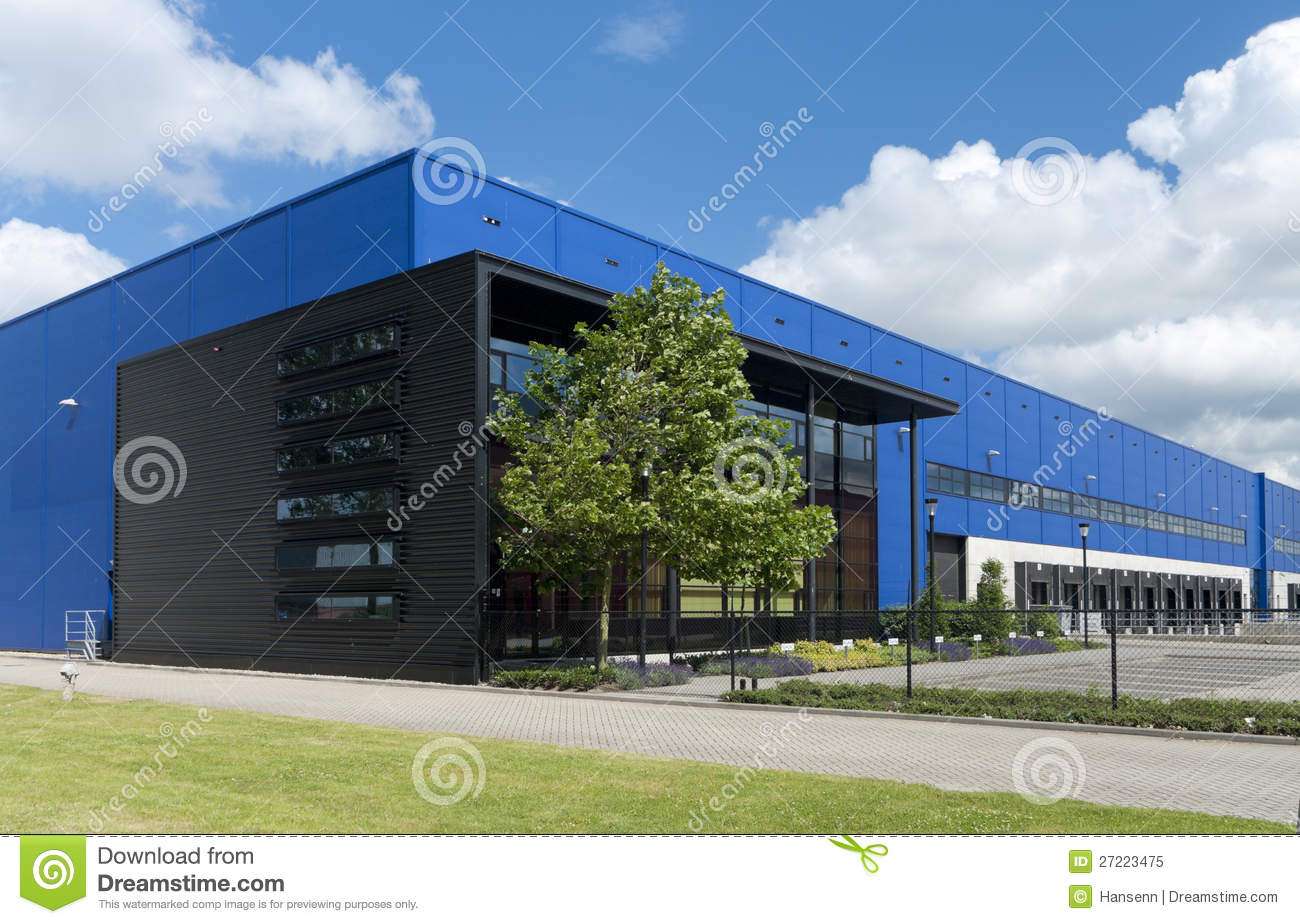 Industrial Warehouse Stock Image Image Of Background