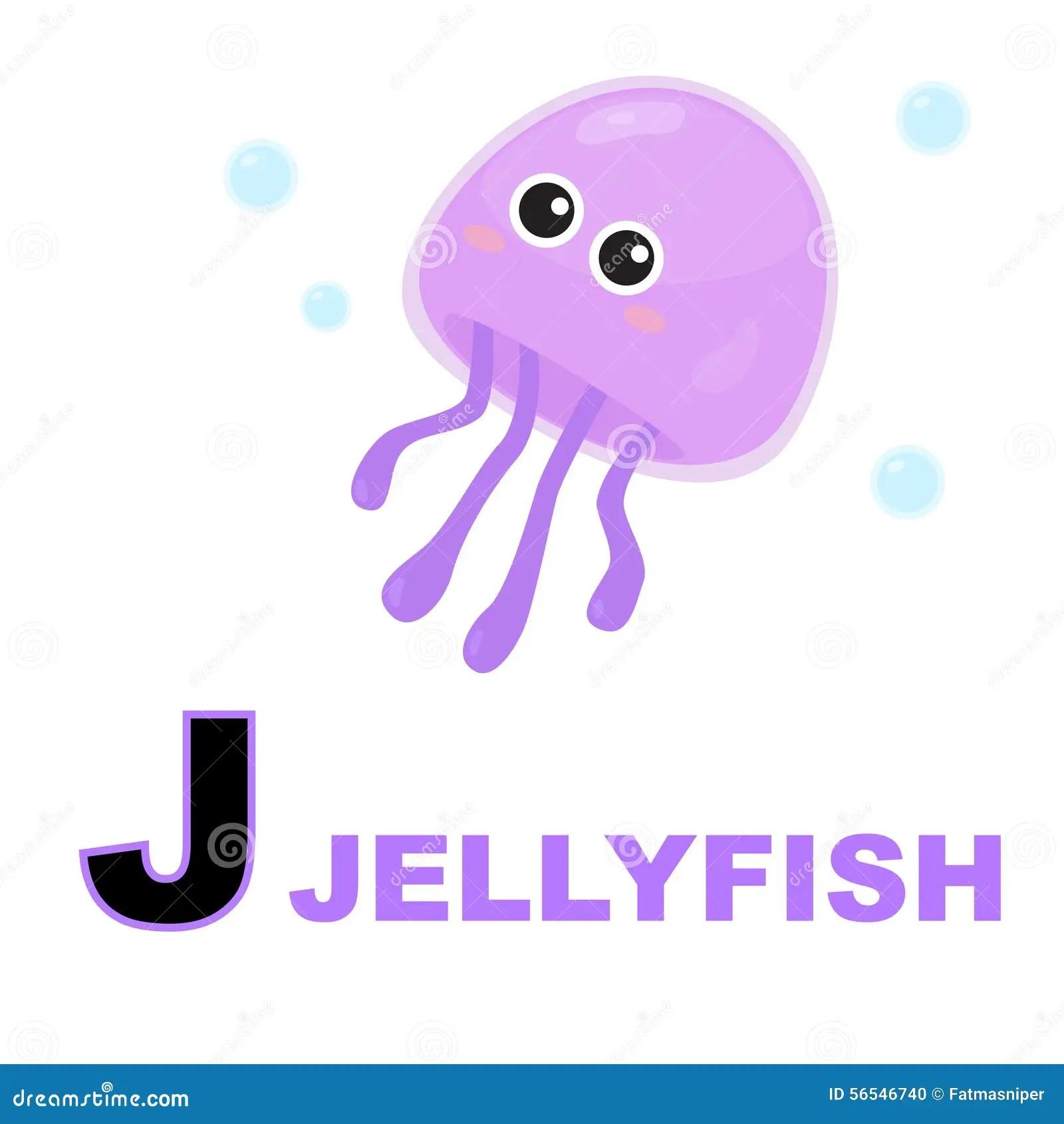 Jellyfish Stock Illustration Illustration Of Childern