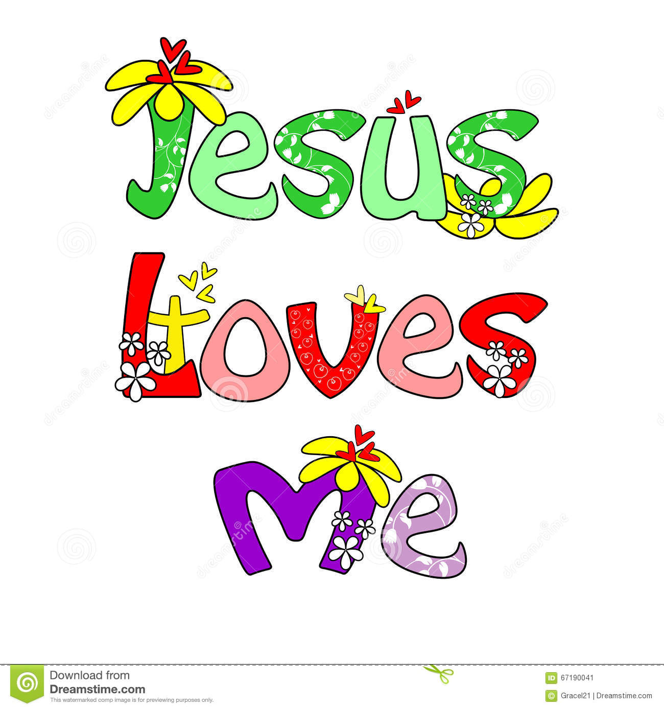 Yes Jesus Loves You