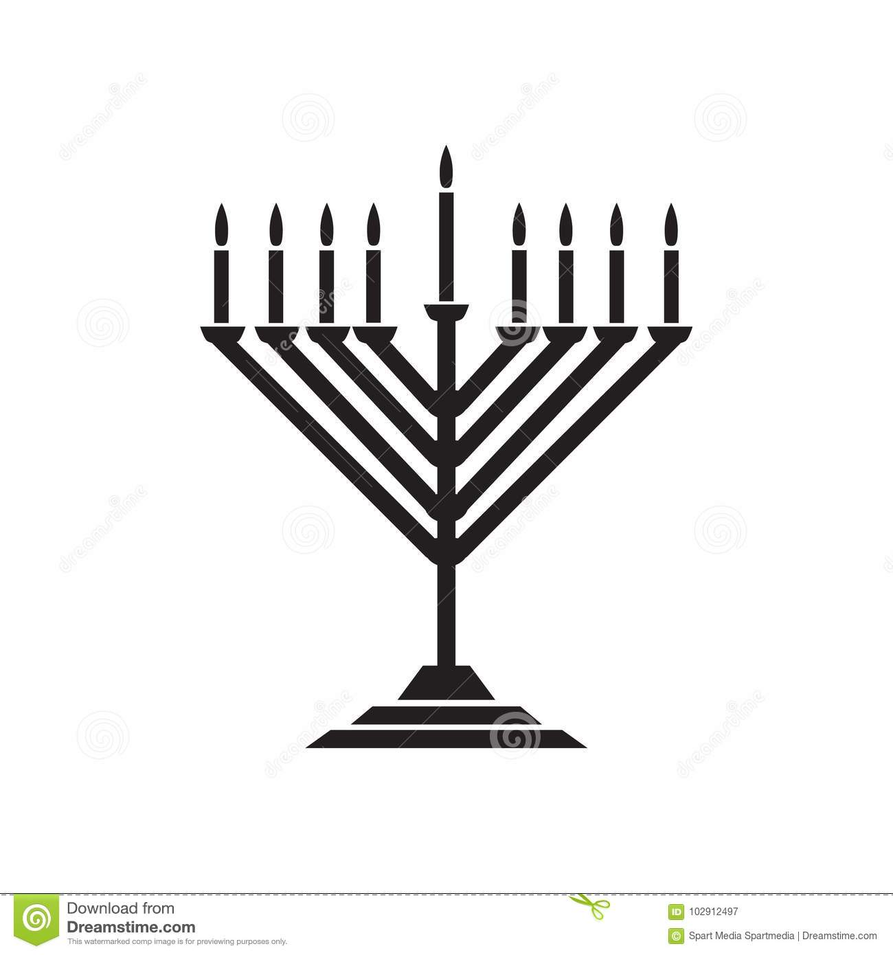 Menorah Cartoons Illustrations Amp Vector Stock Images