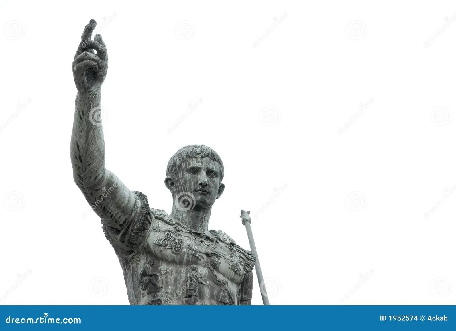 Julius Caesar Stock Foto Afbeelding Bestaande Uit Keizer