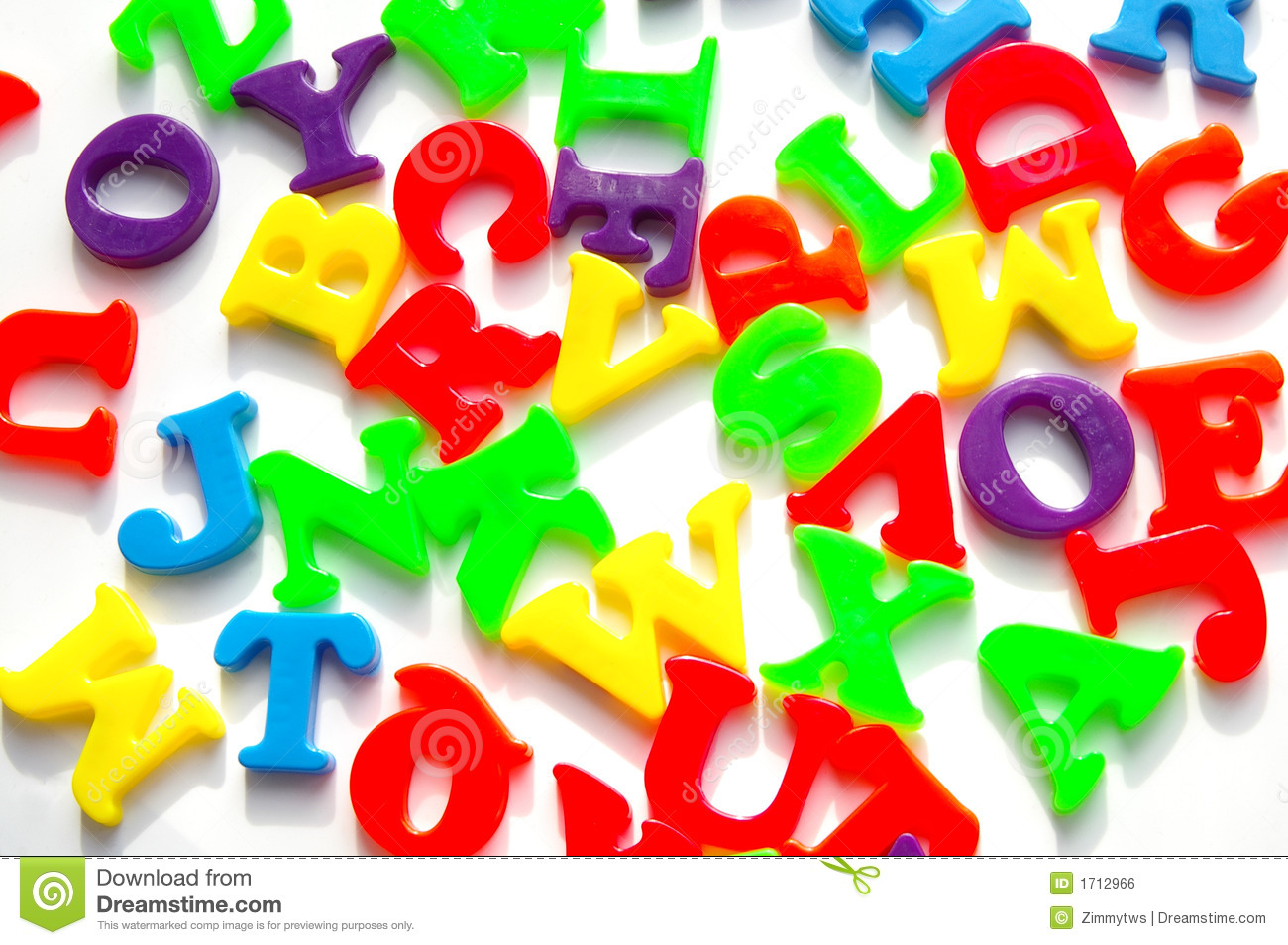 Jumbled Letters Stock Photo Image Of Educate Elementary