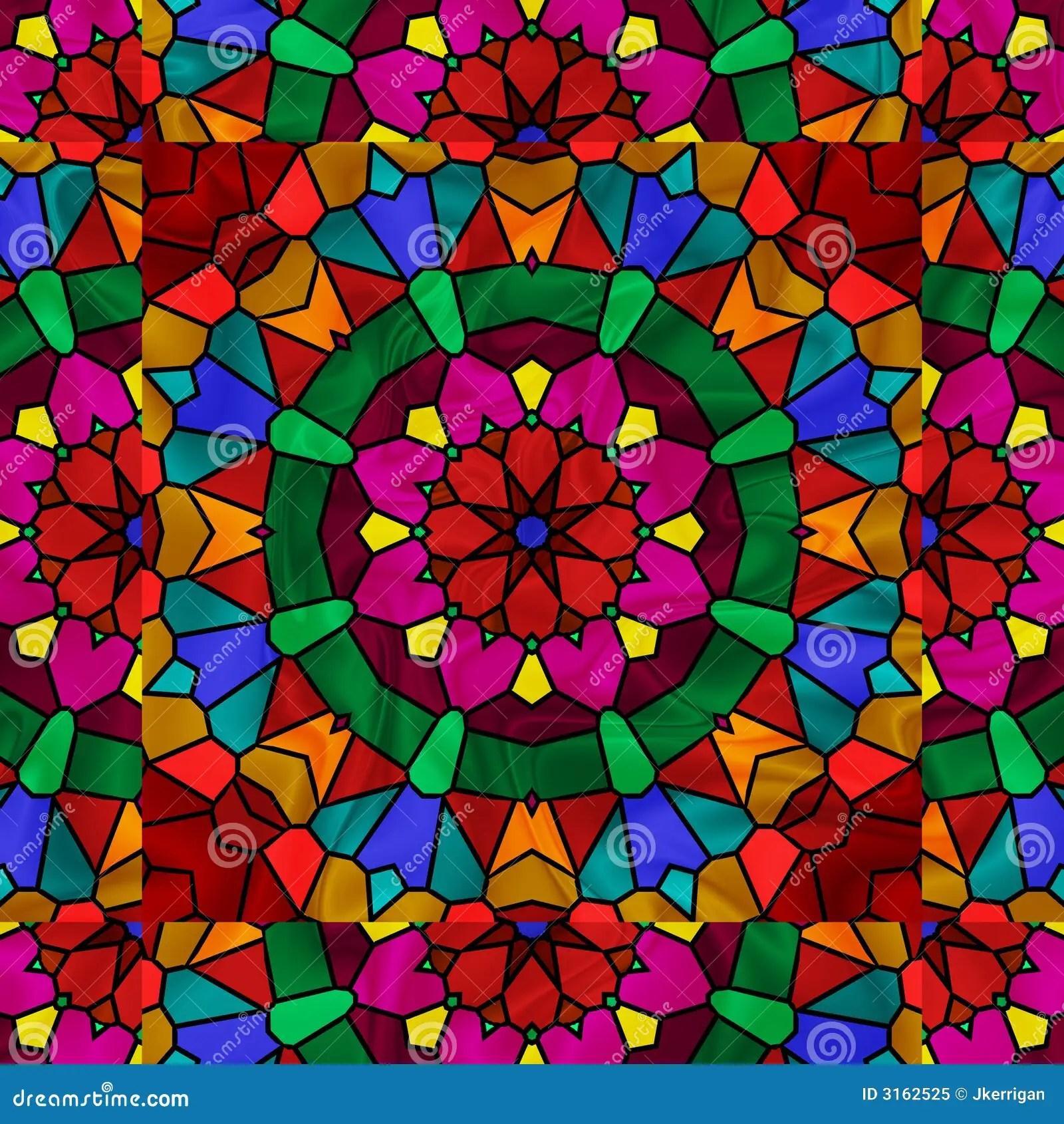 Kaleidoscope Stock Illustration Image Of Prism Pattern