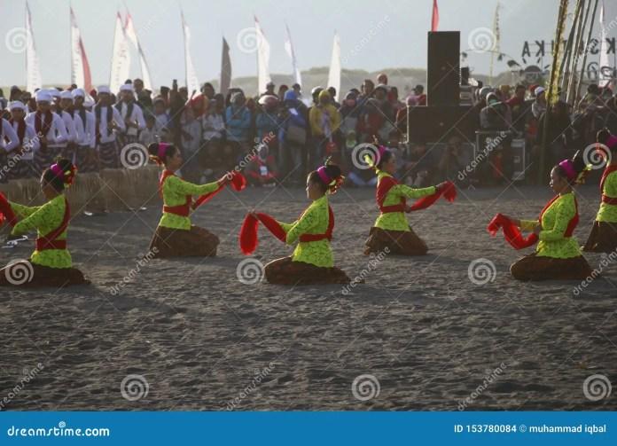Kasada Bromo Culture From Indonesia Editorial Stock Image Image Of Javanese Java 153780084