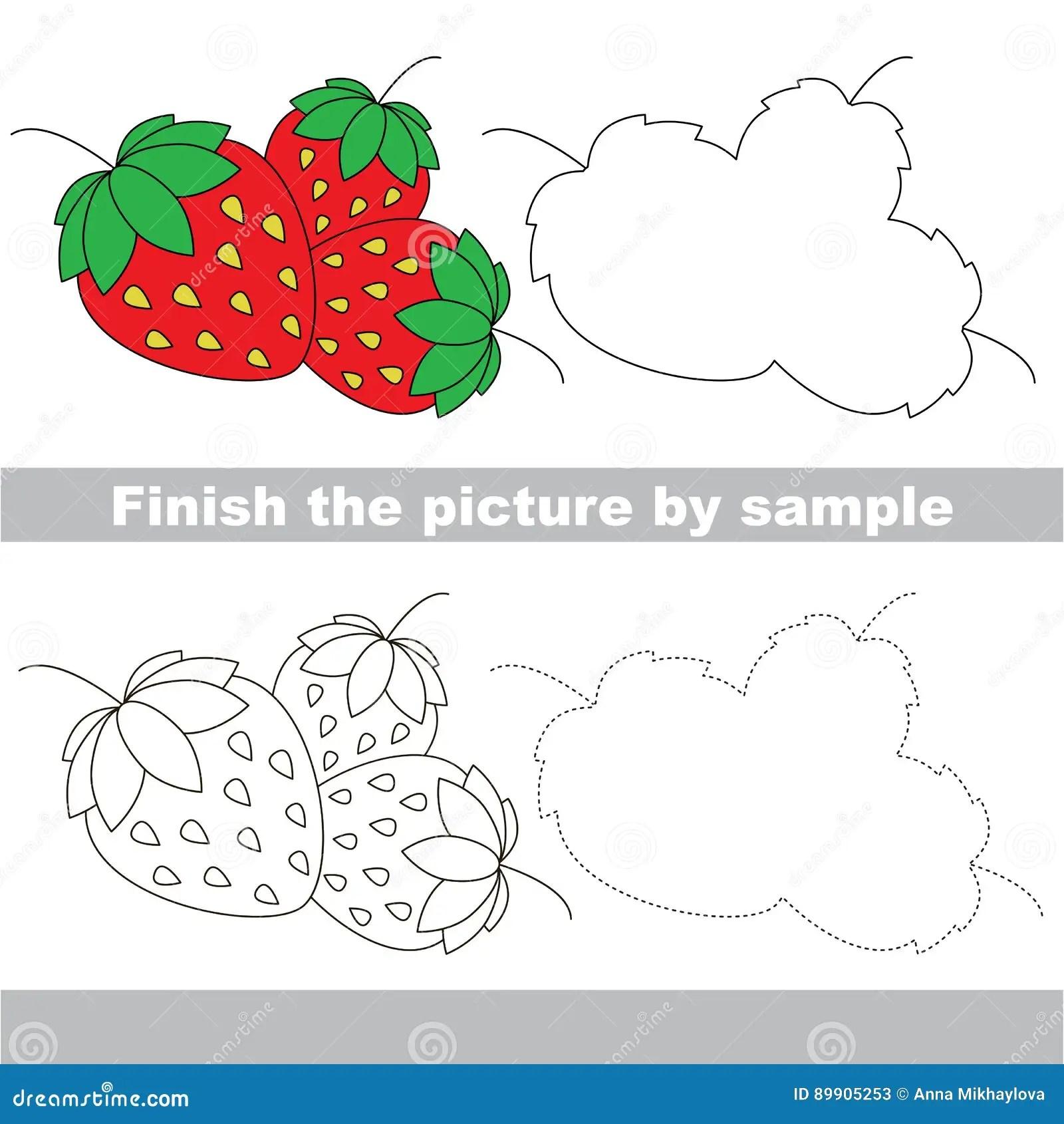 Finish This Drawing Worksheet