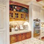 A Modern Kitchen With White Cabinets And Granite Counter Tops Editorial Photo Image Of Decor White 158698871