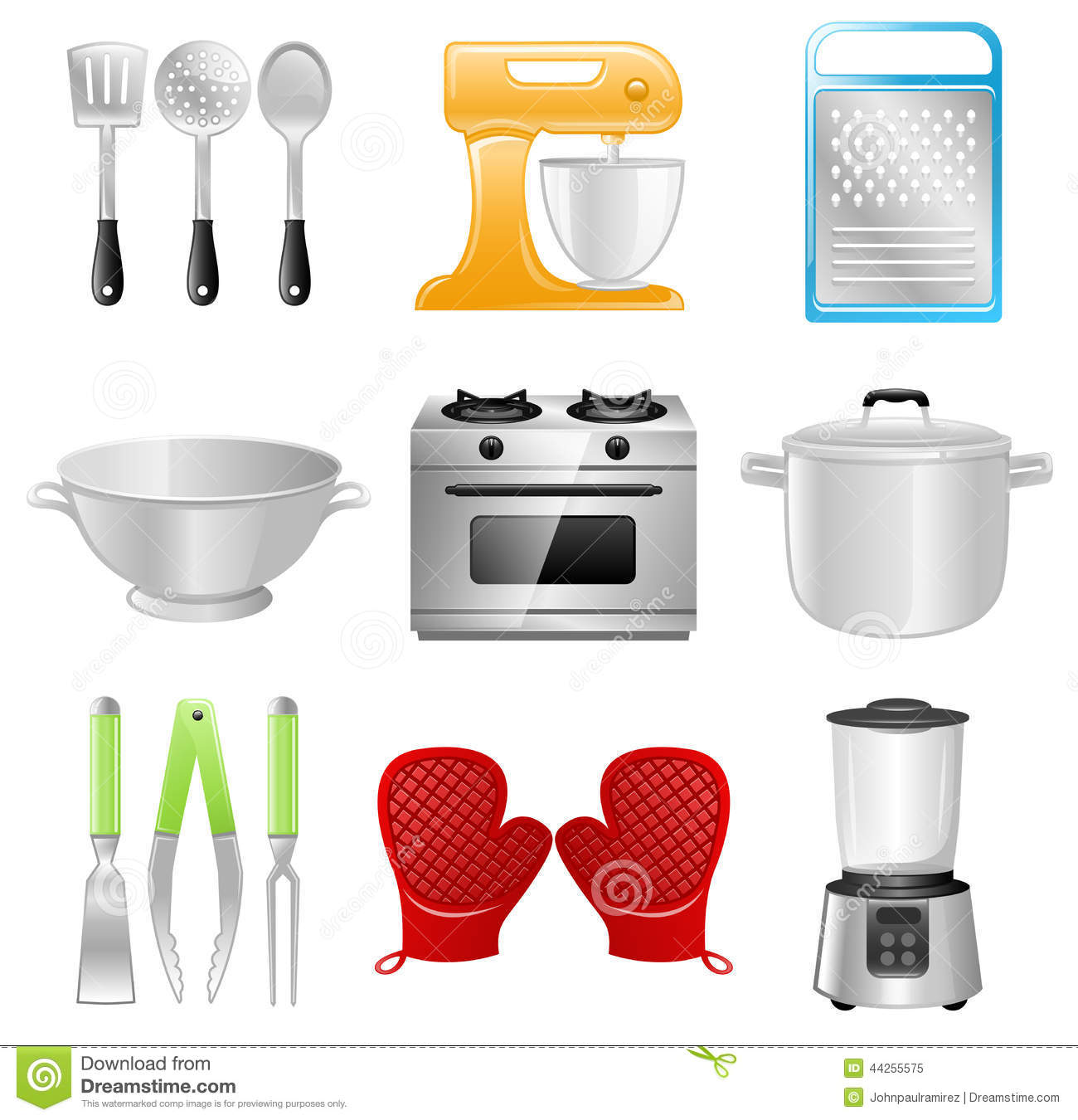 List Of Kitchen Utensils A To Z Kitchen Utensils Names In English Cooking Utensils Matching
