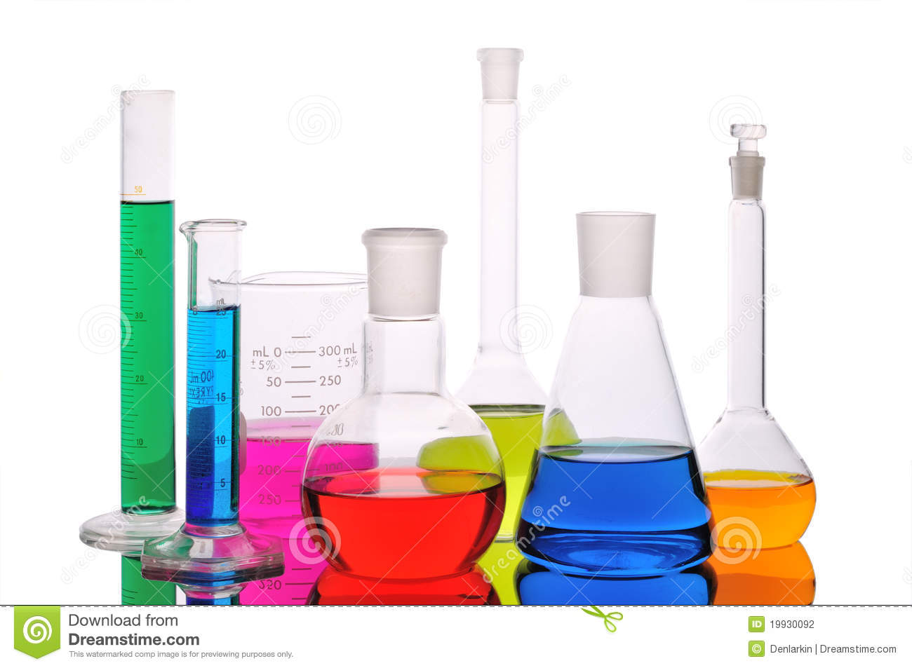 Laboratory Glass Stock Photo Image Of Flask Biology