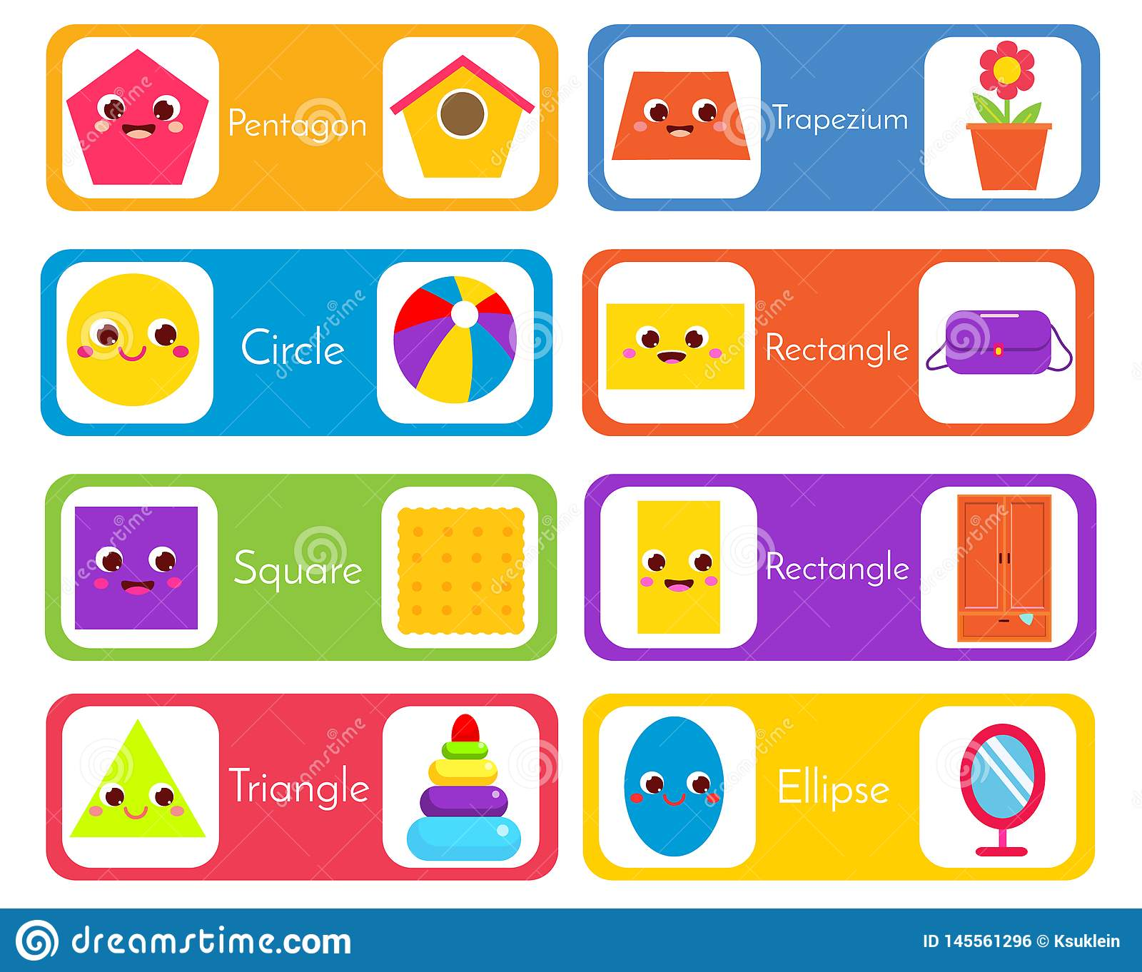 Printables Of Learning Shapes For Kids