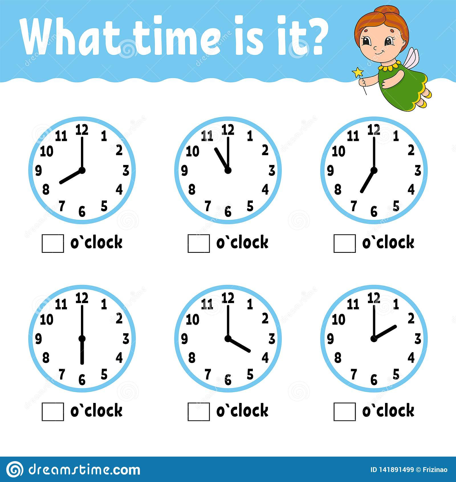 Worksheet Maker Clocks