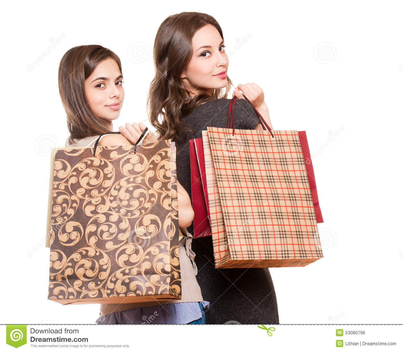 Let S Go Shopping Stock Photo Image Of Background