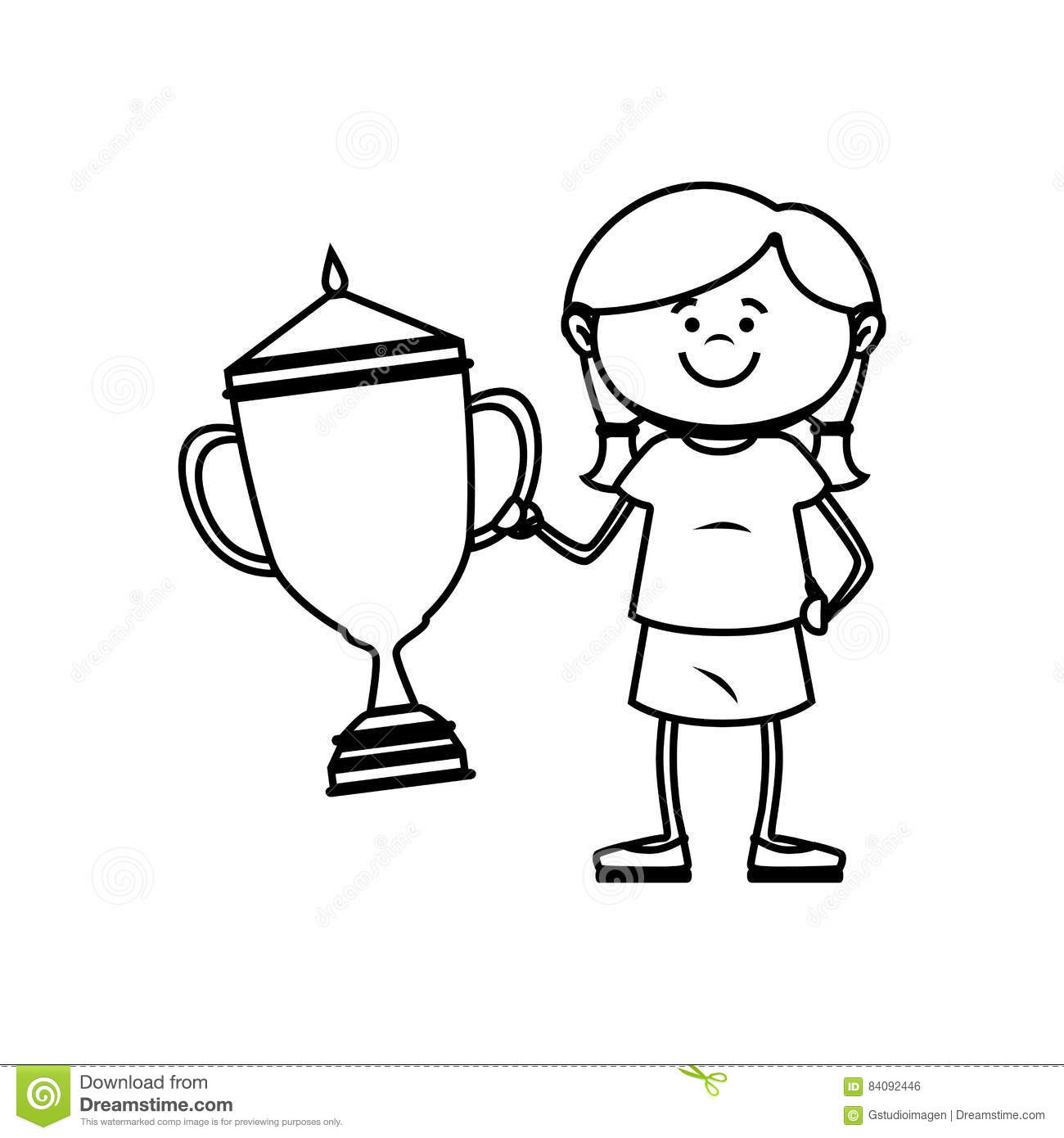 Free Trophy Clipart