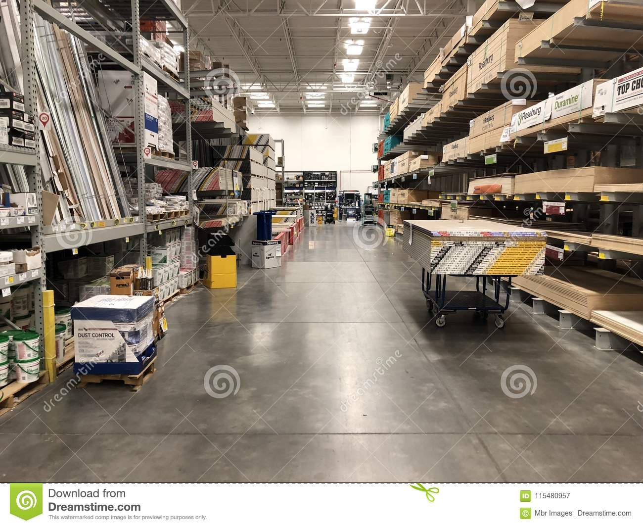 https www dreamstime com lowes home improvement store lumber department lowes u s based chain retail home improvement appliance stores image115480957