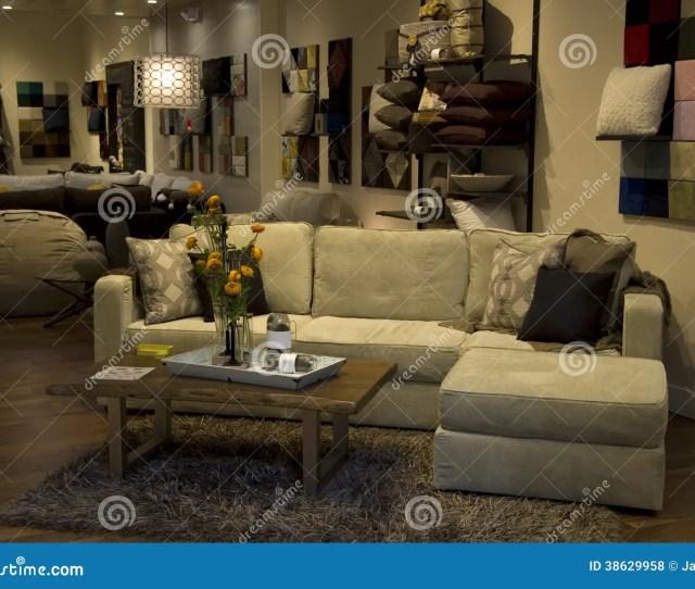 Luxury Furniture Store Interiors
