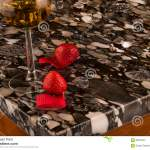 Luxury White And Black Kitchen Countertop Granite Counter Concept Stock Image Image Of Remodeling Countertops 96587651