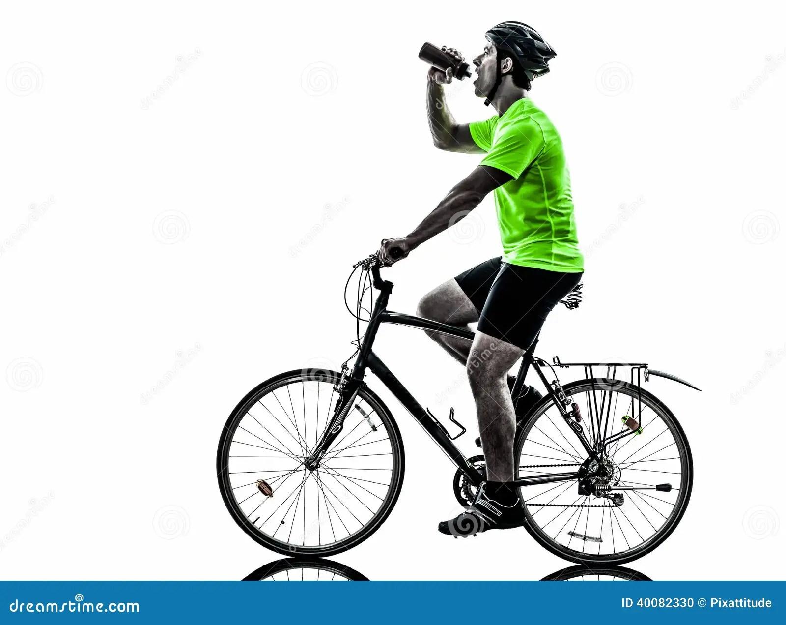 Bsa Bike Silhoutte Background