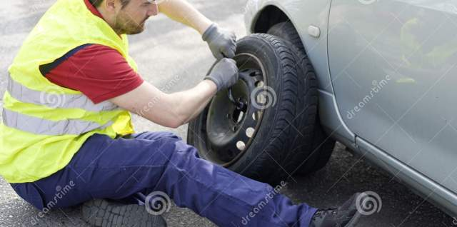 Fix Flat Tire Near Me On Sunday