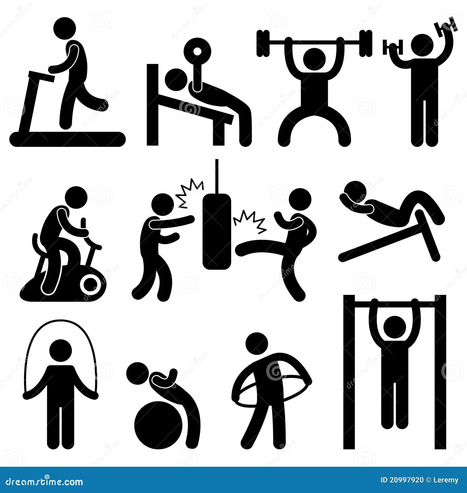 Mann Athletisches Gymnastik Gymnasium Karosserien Ubungs