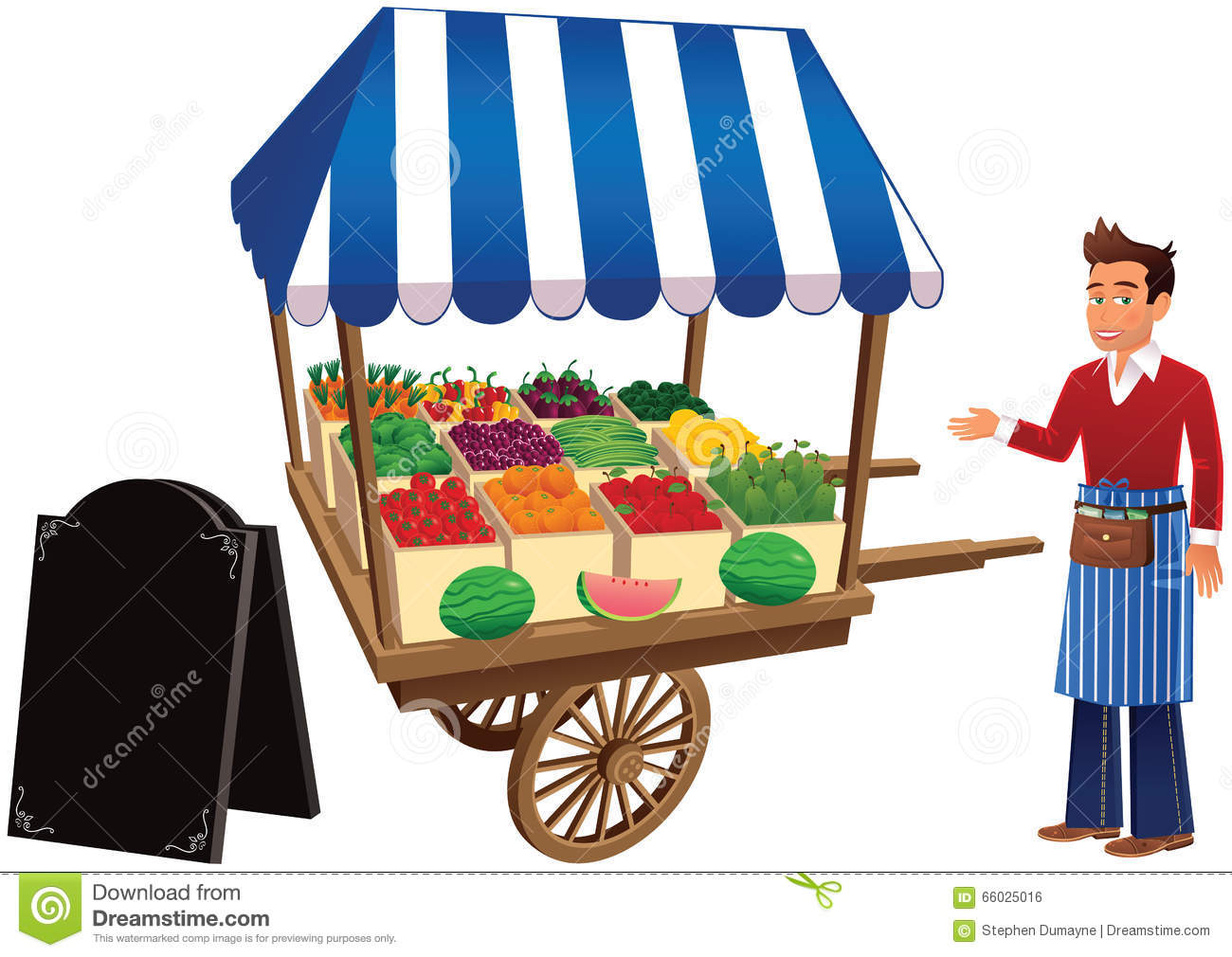 Apples In Selling Crates On Market Royalty Free Stock Photo Cartoondealer Com 12367581