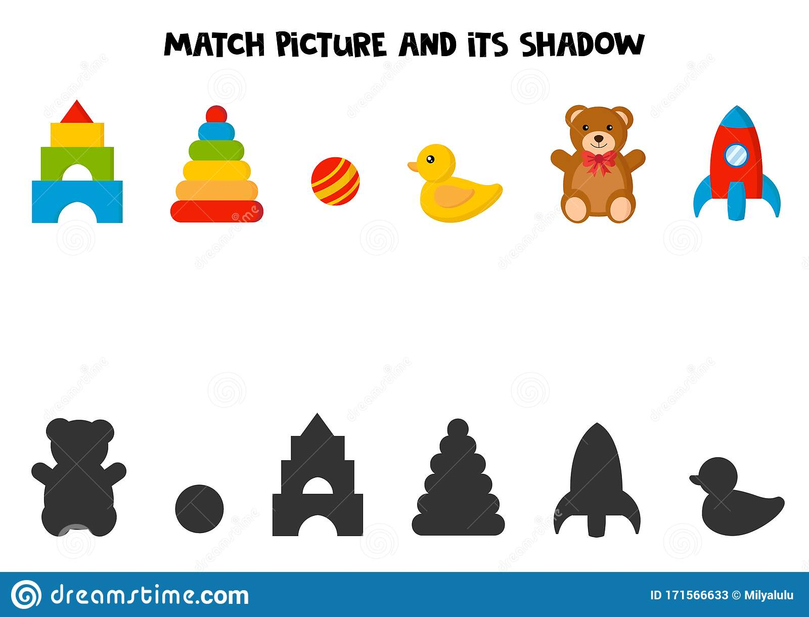 Match Shadow