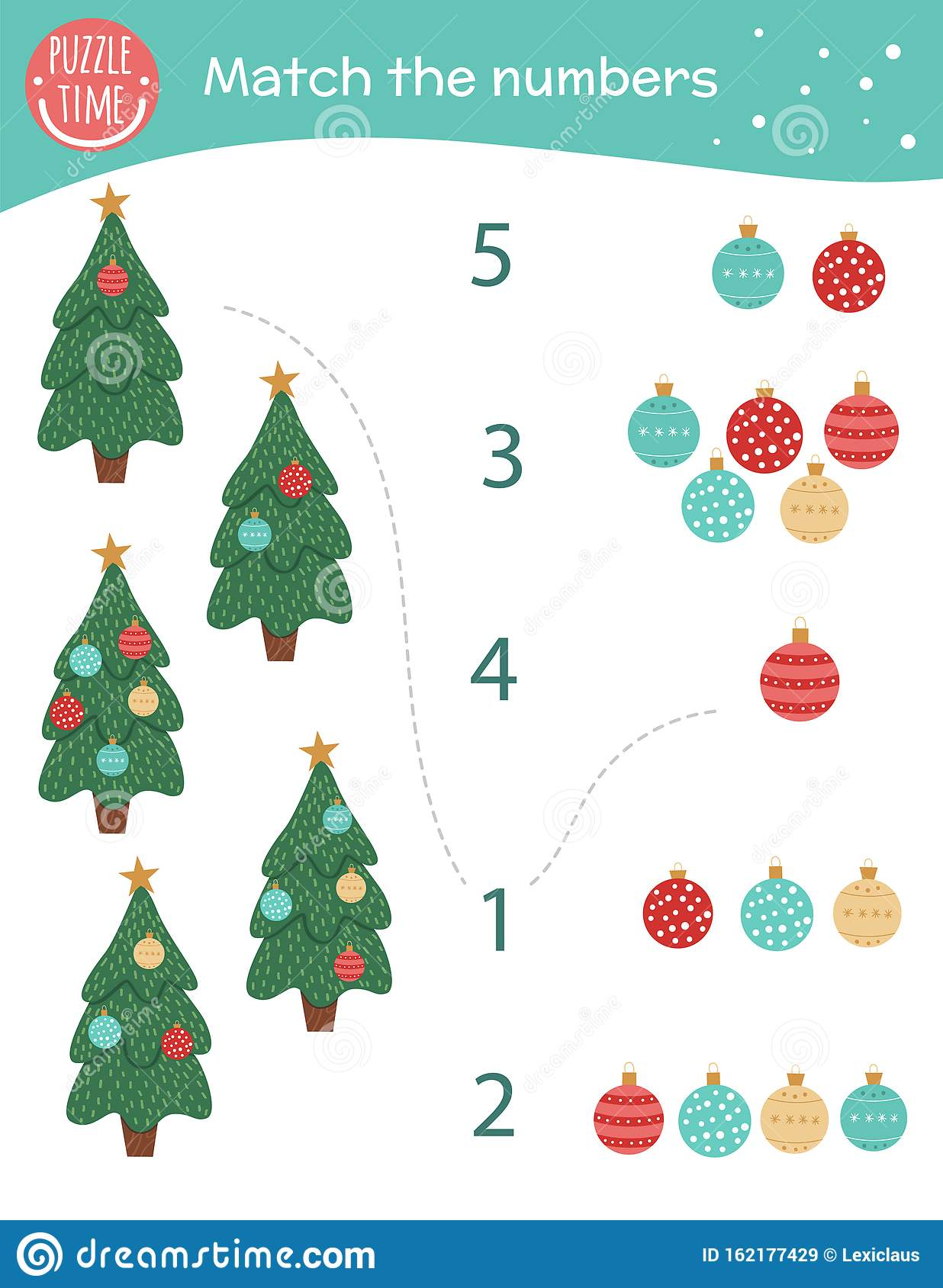 Christmas Nad New Year Seamless Background Vector