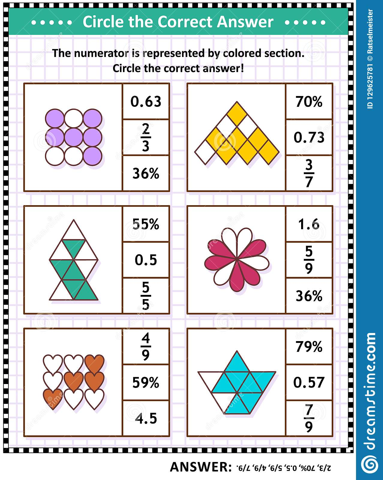 Basic Math Skills Worksheets