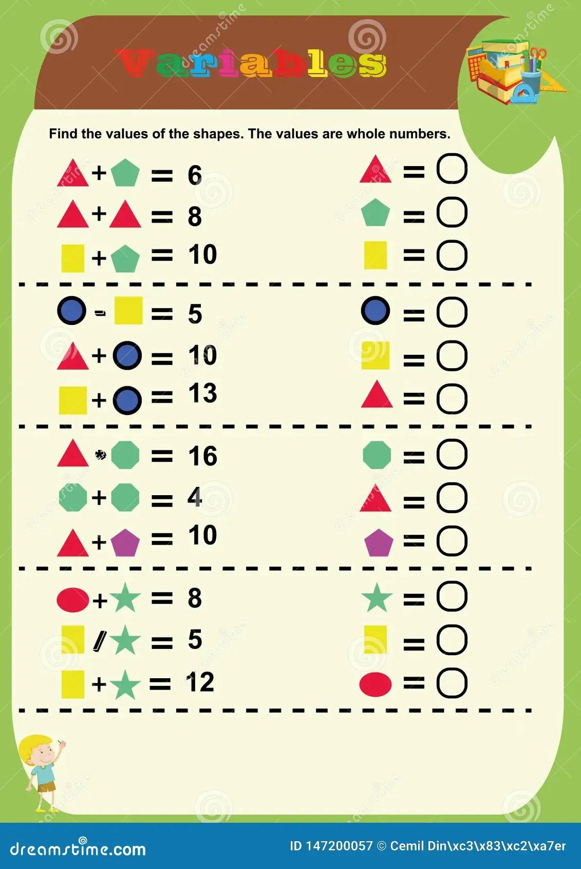 Mathematisches R Tselspiel Lernen Von Mathematik Aufgaben