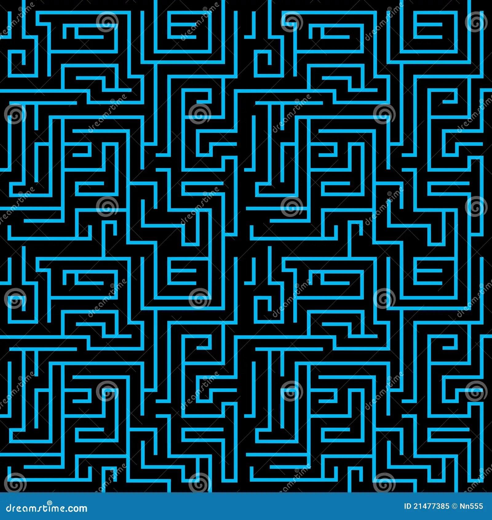 Maze Background Royalty Free Stock Photo Image 21477385