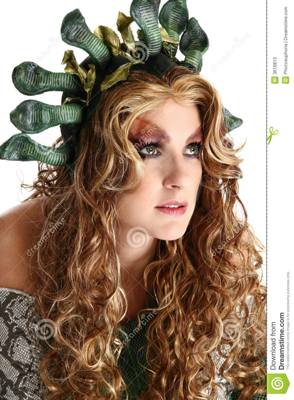 Medusa Stock Image Image Of Halloween Person Role