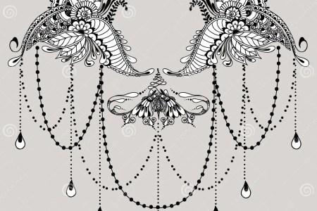 flower tattoo template » Electronic Wallpaper | Electronic Wallpaper