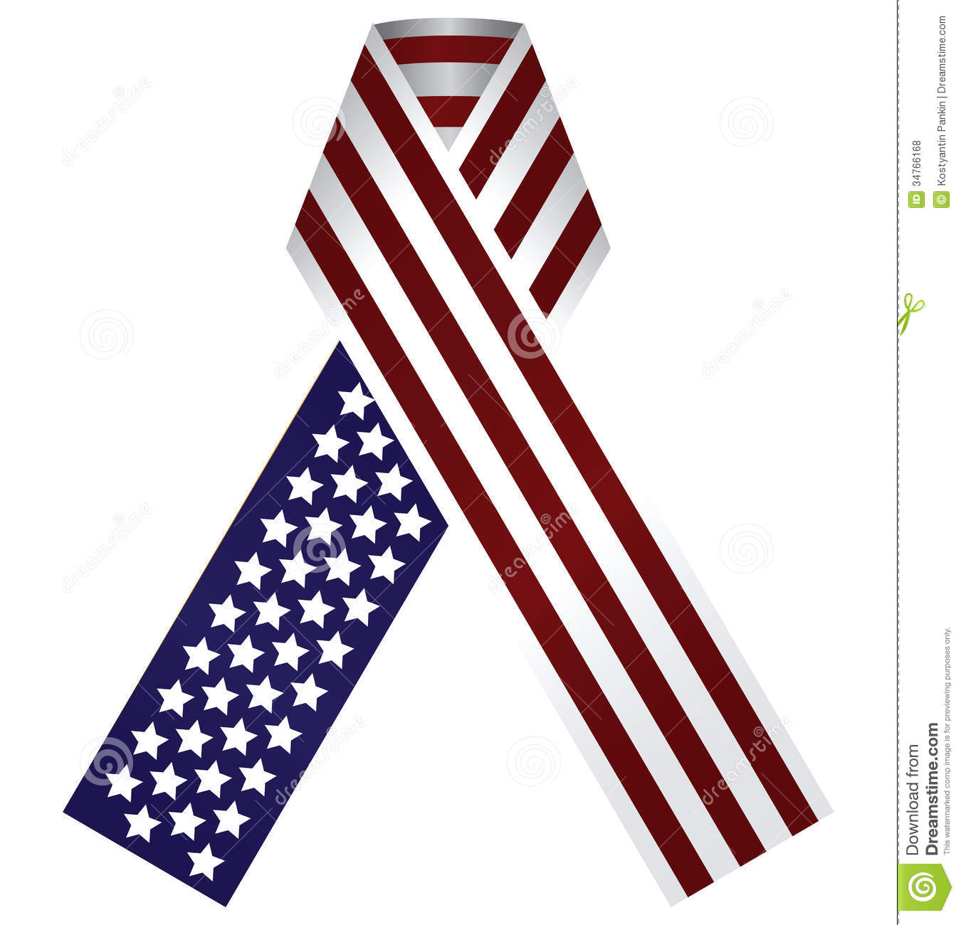 What Color Ribbon Veterans Day