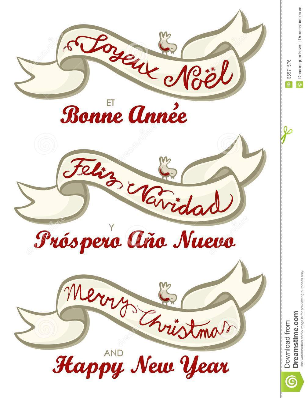 merry christmas and happy new year english and spanish - Merry Christmas And Happy New Year In Spanish