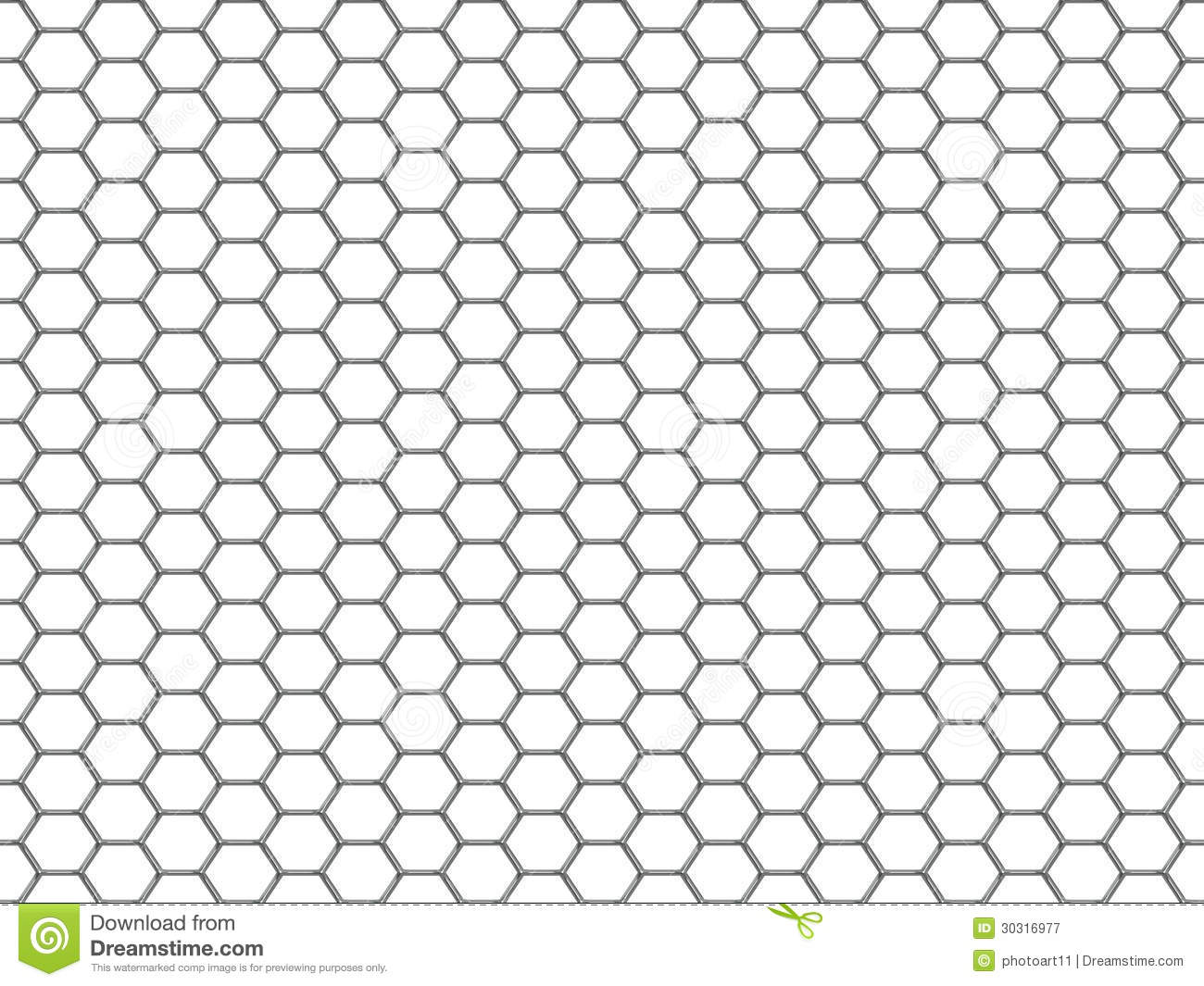 Metal Mesh Stock Illustration Image Of Steel Pattern