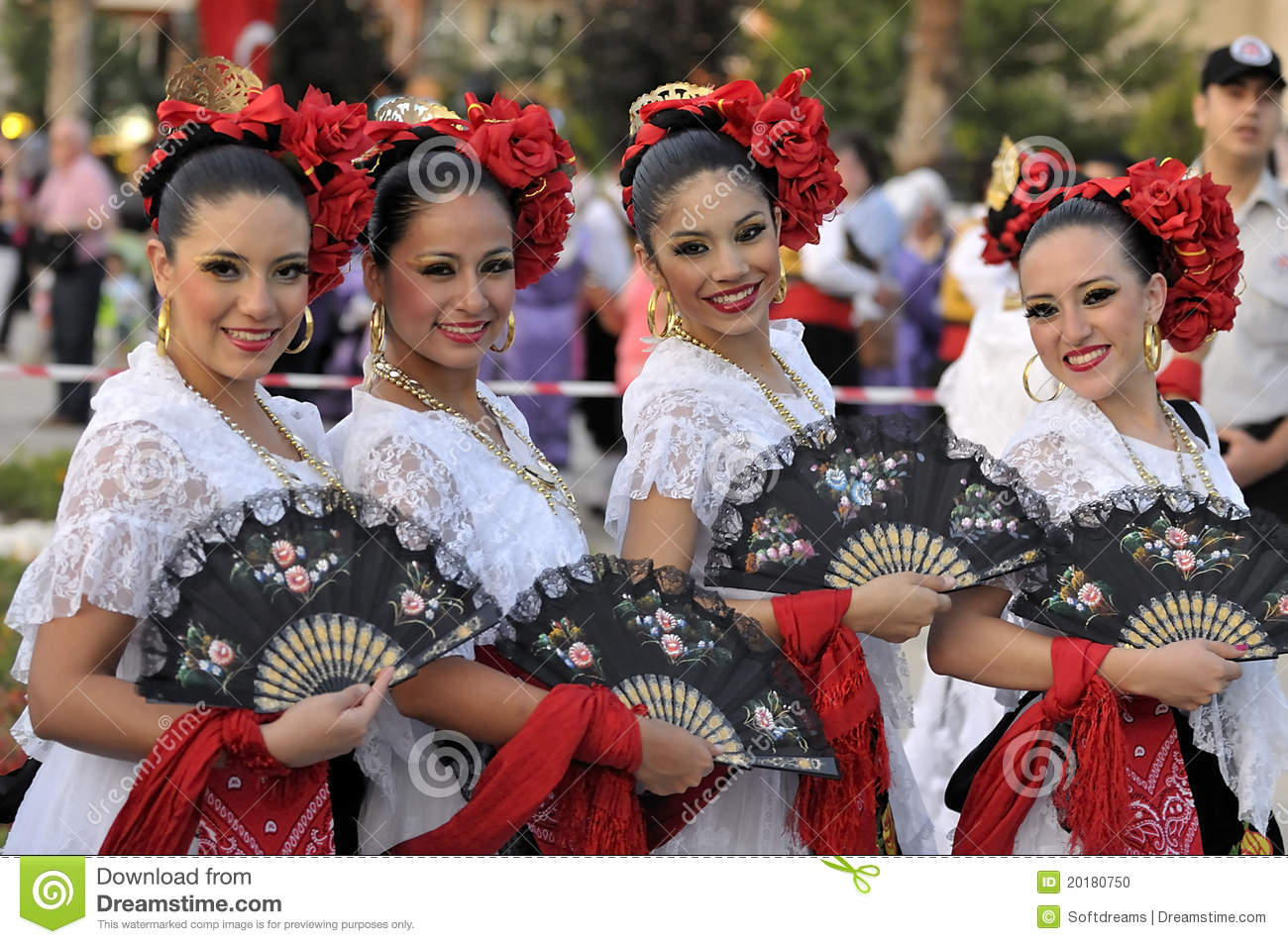 Mexican Folkloric Everything Goes Dance Studio