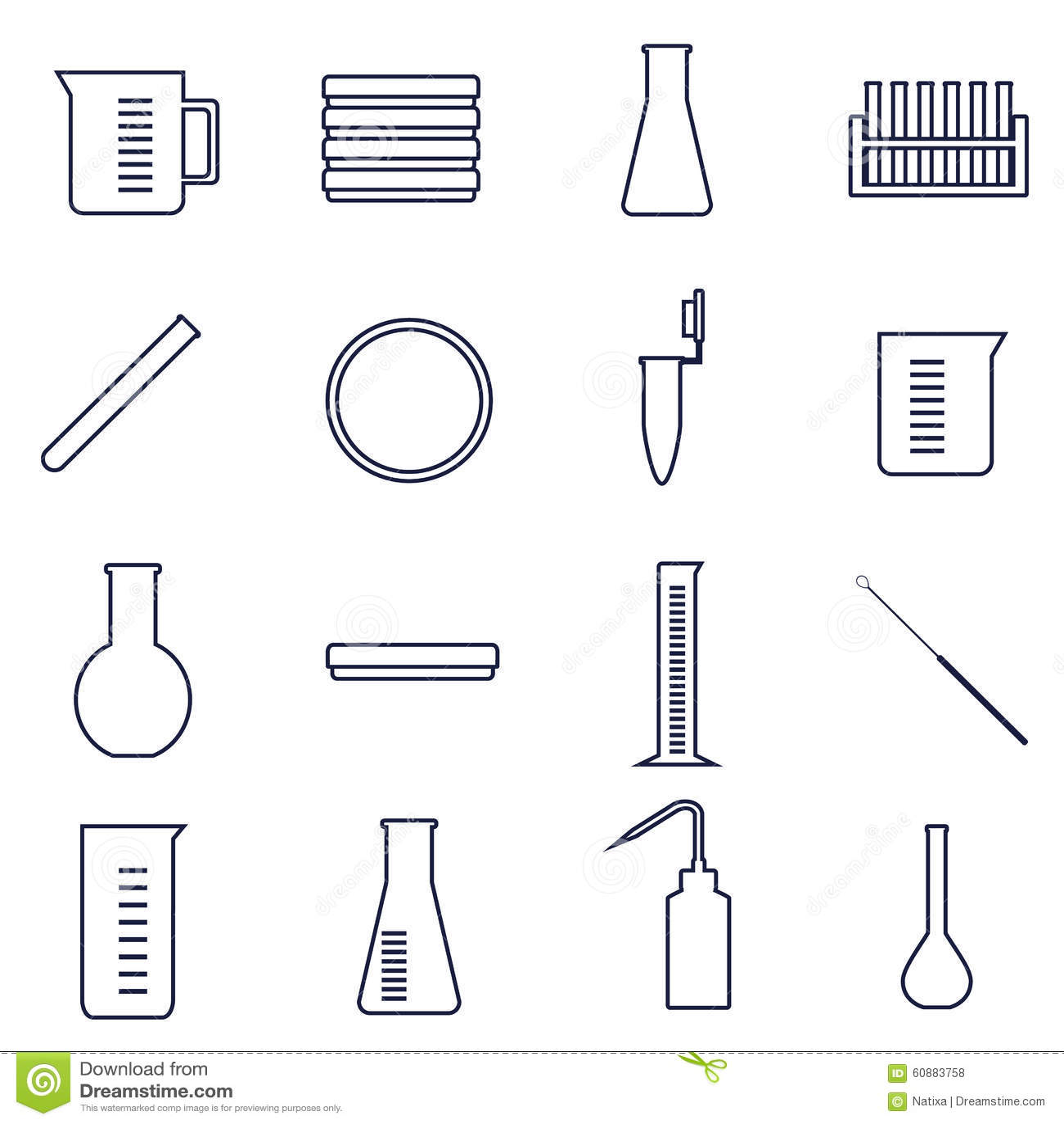 Chemistry Lab Tools Worksheet