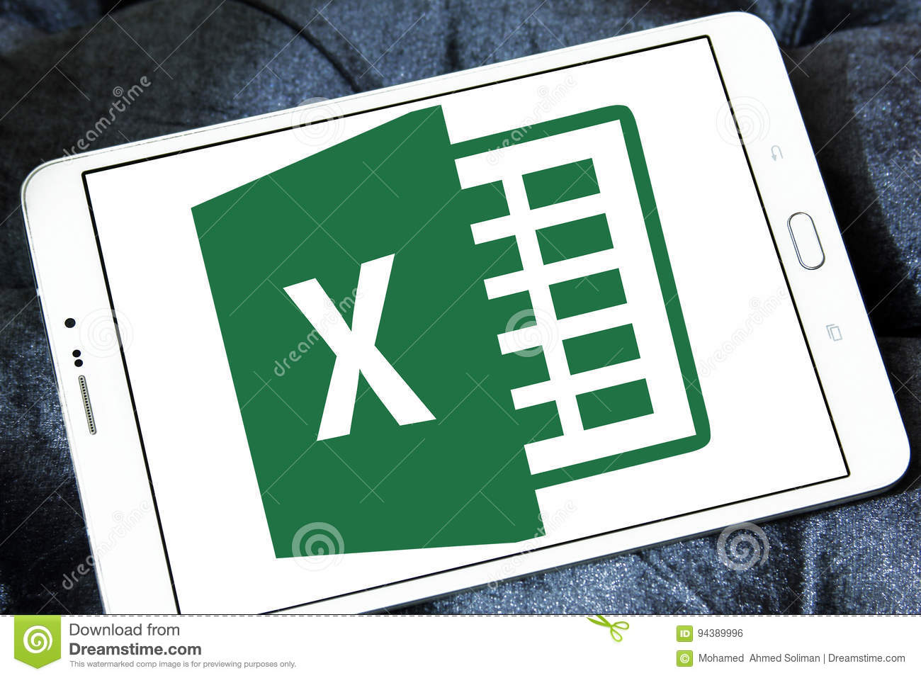 Microsoft Excel Logo Editorial Photo Image Of Excel