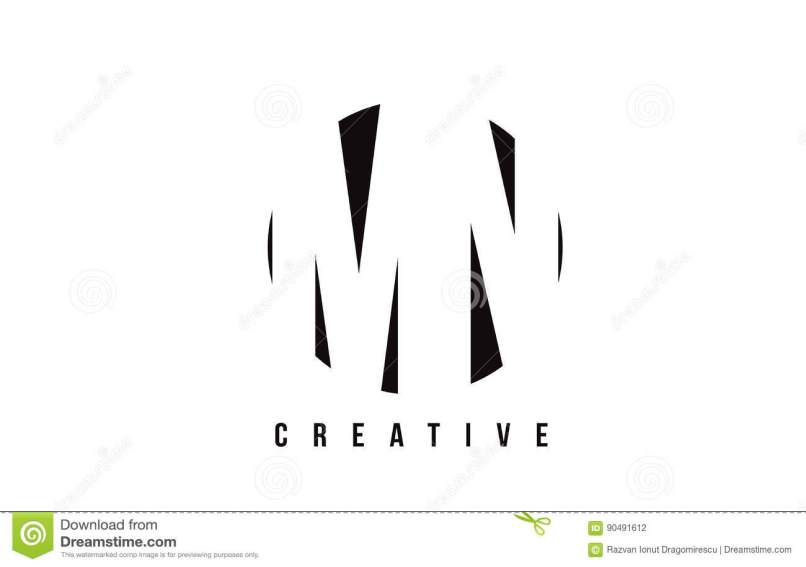 M n letter design wallpaper doeloe1st mn m n white letter logo design with circle background stock vector altavistaventures Image collections
