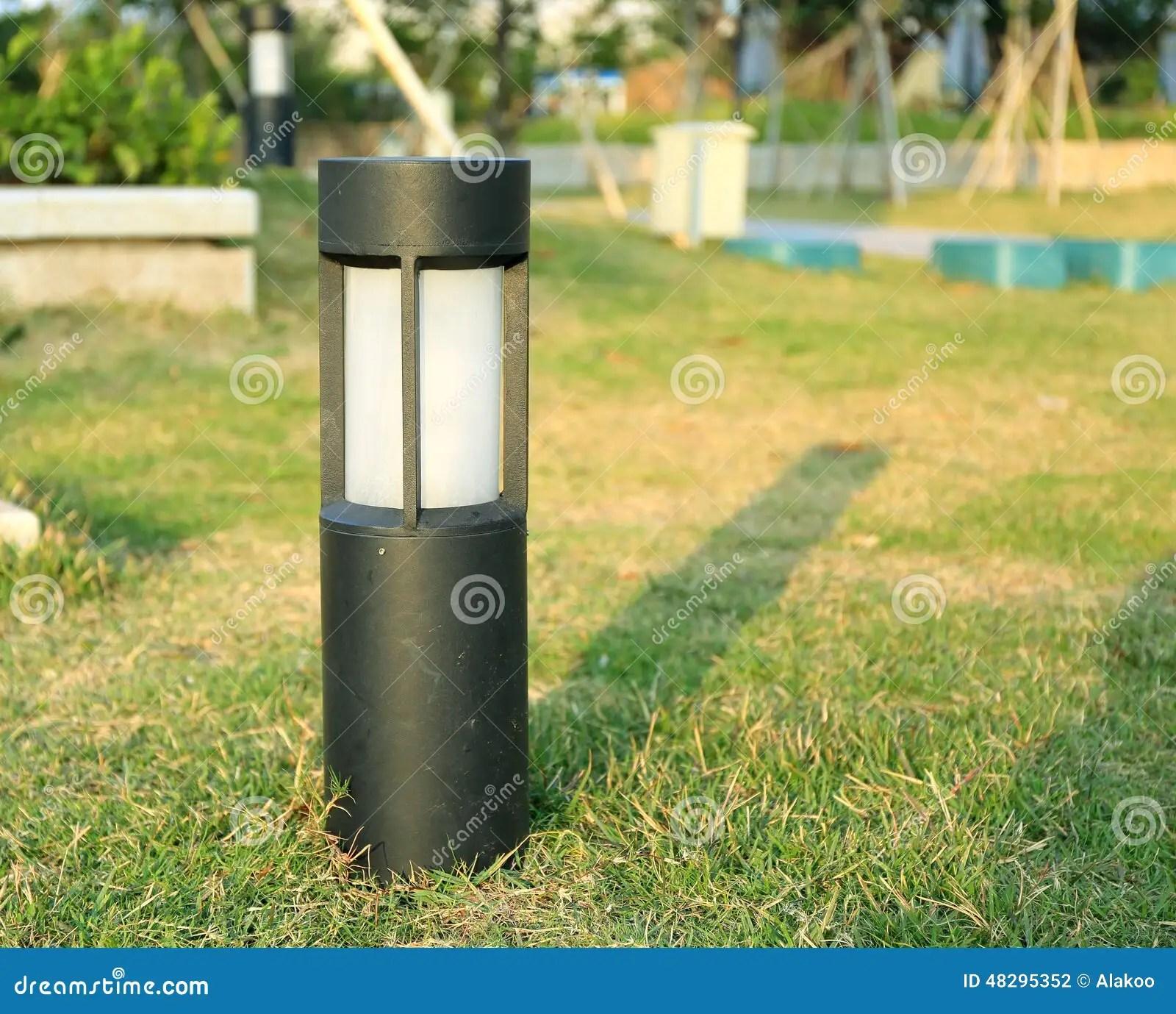 Lawn Lamp Outdoor Light Garden Landscape Lighting Stock