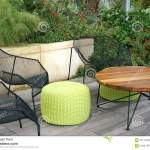 Modern Rooftop Grouped Garden Seating Stock Image Image Of Faulk Merge 107132997