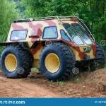 All Terrain Vehicle Resting Editorial Stock Image Image Of Nature Sherp 155719294