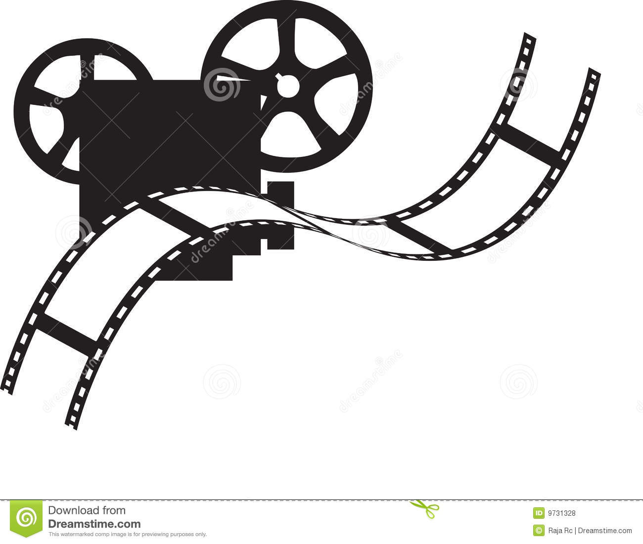 Movie Projector Stock Photo Image Of 35mm Photography